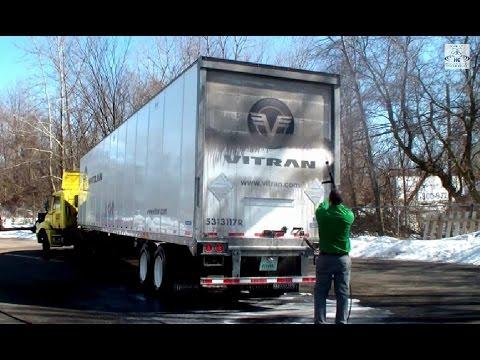 Truck wash sex