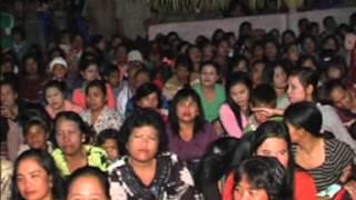 Cawir metua-Usman ginting - Pelantikan krng taruna desa telagah