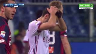 Genoa vs ac Milan 0 1 ● Highlights & All Goals ● 11 03 2018  HD    YouTube