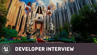 Phonetica | E3 College Game Competition Interview | Unreal Engine