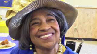 Lorain NAACP Pres E Jean Wrice leads a Hat Fashion Show May 21 at Friendship Baptist Church, #Lorain