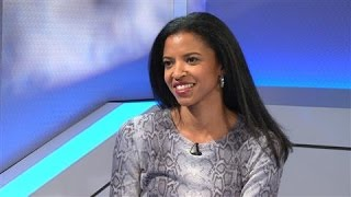 Renée Elise Goldsberry on 'Hamilton'