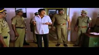 MAMMOOTTY AT HIS BEST ........ A scene from the movie