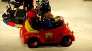 The Wiggles Big red car Wollongong 7th Dec 2011