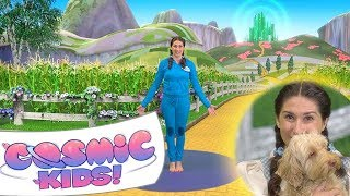 The Wizard of Oz   A Cosmic Kids Yoga Adventure!