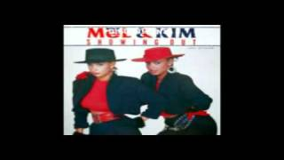 "1986. SHOWING OUT. MEL & KIM. 12""VERSION."
