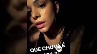 Bruna Marquezine dançando 'Vai Malandra'