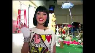 Katy Perry - Waking Up In Vegas video shoot
