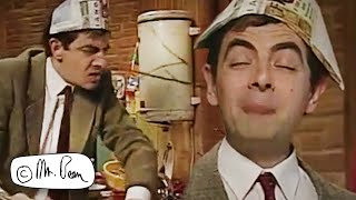 Mr Bean - Episode 10 - Do-It-Yourself Mr. Bean - Part 1/5