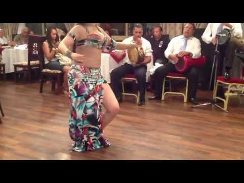 BELLY DANCING BY A SEXY EGYPTIAN GIRL