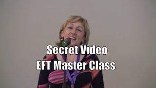 338a Secret video EFT Master Class 2010 where Robert Gene Smith shares Faster EFT