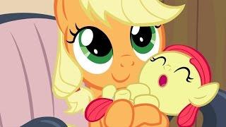 [MLP] Apple Bloom Is Applejack's Daughter?