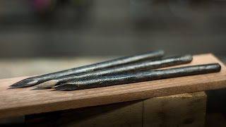 Shuriken - Hand Forging Tutorial