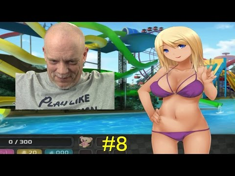 Xxx Mp4 OLD GUY PLAYS HUNIEPOP 8 Jessie 39 S Voice Does Things To Me 3gp Sex