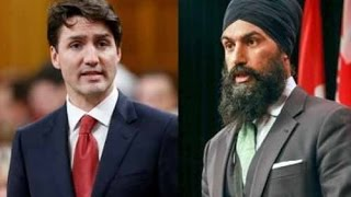 Jagmeet Singh - Why I'm Running - PM Justin Trudeau OFFENSIVE X 3