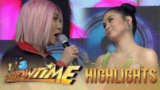 It's Showtime: Vice Ganda's message for Mariel