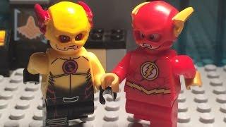 Lego Short: Flash VS Reverse Flash
