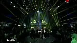 حسين الجسمي يشعل مسرح ارب ايدل