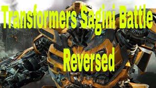 Transformers Revenge of the Fallen Shanghai Scene Reversed