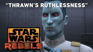 Thrawn's Ruthlessness - An Inside Man Preview | Star Wars Rebels