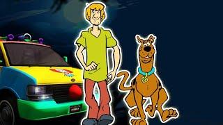 GTA 5 | Scooby Doo vs The Killer Clowns