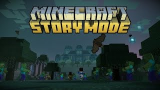 Minecraft Story Mode Episode 6 Full Walkthrough: A Portal to Mystery - No Commentary