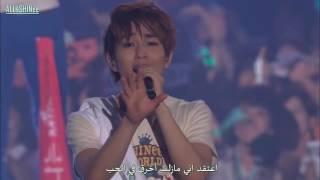SHINee Stand By Me + Budyguard ' Arabic sub
