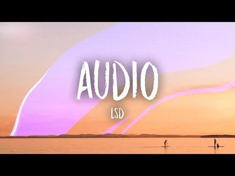 LSD - Audio (Lyrics) ft. Sia, Diplo, Labrinth mp3