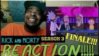 Rick and Morty - S3 EP10: