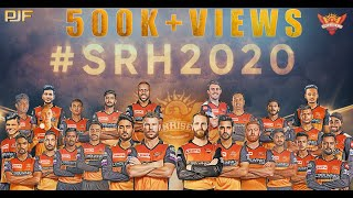 Sunrisers Anthem 2017 Orange Army