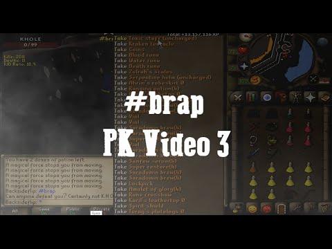Team BRAP PK Video 3 [Oldschool Runescape 2007]