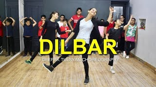DILBAR Dance   Full Class Video   Kids   Nora Fatehi   John Abraham   Deepak Tulsyan Choreography