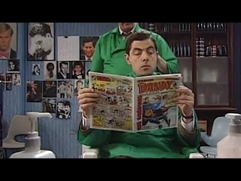 Shave with Bean | Funny Episodes | Classic Mr Bean Video Clip