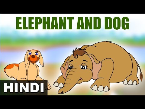 Xxx Mp4 The Elephant And The Dog Jataka Tales For Kids Hindi Stories For Kids Short Stories 3gp Sex
