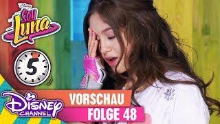 5 Minuten Vorschau - SOY LUNA Folge 48 || Disney Channel