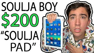 I WASTED $200 On Soulja Boy's NEW