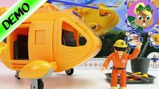 لعبة طائرة المطافى و النقاذ انها رائعة | طائرة تصدر صوت و ضوء. العب معى