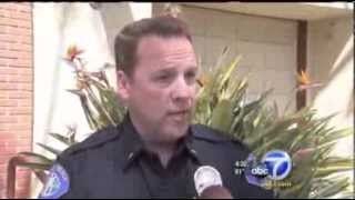 LAPD OFFICER ARRESTED FOR STEALING WHILE WORKING AS SECURITY GUARD IN LAGUNA BEACH