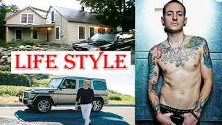 Chester Bennington Biography | Family | Childhood |House |Net worth |Car collection |Life style 2017