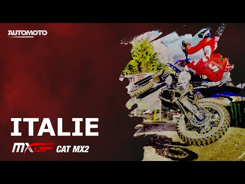 MXGP 2021 Grand Prix d Italie MX2