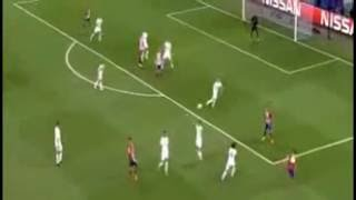 هدف التعادل  لاتليتكو مدريد  امام ريال مدريد فى نهائى دورى ابطال اوربا 28 5 2016