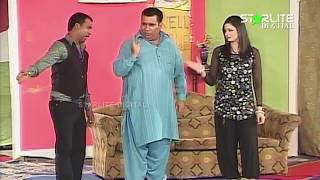 Best Of Nasir Chinyoti, Afreen and Tahir Anjum New Pakistani Stage Drama Full Comedy Funny Clip