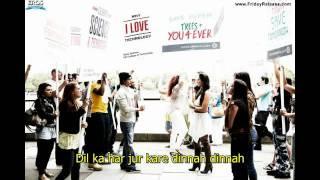 Its criminal-Full Audio Song(W/Lyrics on Screen)-Ra.one ft Shahrukh khan,Akon Kareena 2011