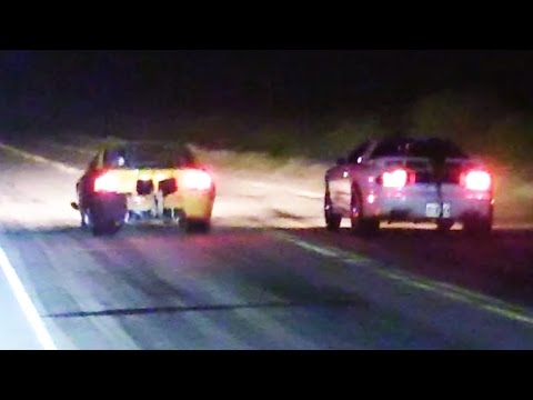Seriously Bad Ass Street Racing
