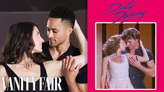 Choreographers Break Down the Final Dance Scene from Dirty Dancing | Vanity Fair