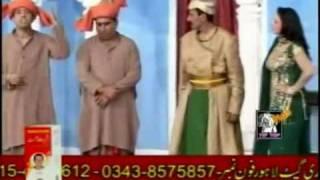 zafri Khan & Nasir Chinyoti as Darbari With Iftikhar thakur 0092 344 6130 700