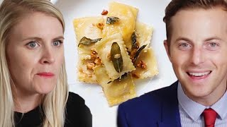 Home-Cooked Vs. $48 Pasta