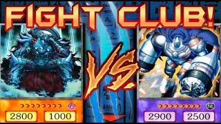 MONARCHS vs GEM KNIGHTS - Yugioh Fight Club Week 1 (Competitive Yugioh Series) S3E1