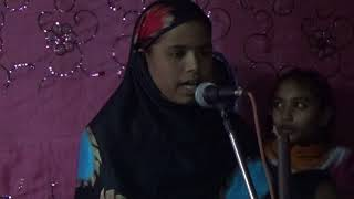 Bangla Islamic Gajal Kon Baganer Ful Re Maa Futeche