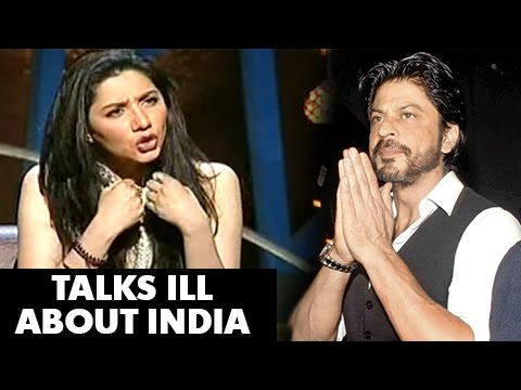 Xxx Mp4 Raees Starrer Pakistani Actress Mahira Khan S UGLY Views About India Bollywood Leaked Interview 3gp Sex
